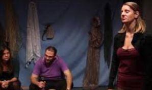''Η ΚΥΡΑ ΜΑΣ Η ΑΤΤΙΚΗ ΚΙ Ο ΓΙΟΣ ΤΗΣ Ο ΗΛΙΟΣ'' από τη θεατρική ομάδα ''ΤΑ ΛΙΑΝΟΧΩΡΤΑΡΟΥΔΙΑ''